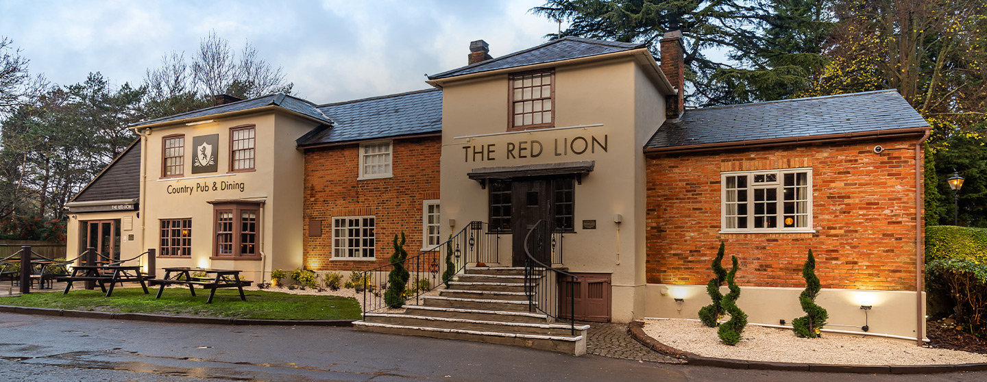 Welcome to The Red Lion